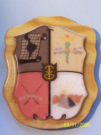 Fraternity / Sorority Crest (Large)