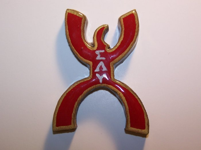 Fraternity / Sorority Symbol Mascot