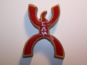 Fraternity / Sorority Symbol Mascot