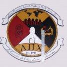 Fraternity / Sorority Crest (3ft.)