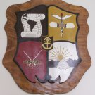 Fraternity / Sorority Crest w/ Background (3ft.)