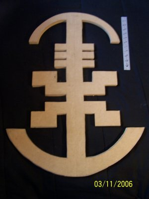 Fraternity / Sorority Symbol (3ft.)