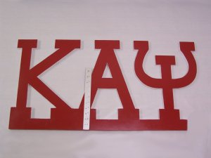 "Fraternity / Sorority Large Letters (36"")"