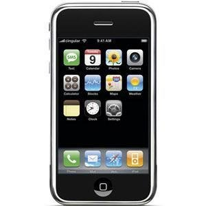 Unlocked iPhone Style CECT P168 PDA SmartPhone MP3 MP4 Free Shipping!