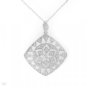 .50 ctw Elegant Diamond Necklace