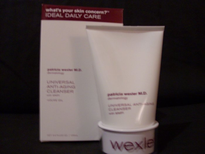 2 Particia Wexler Universal Anti Aging Cleanser MMPI