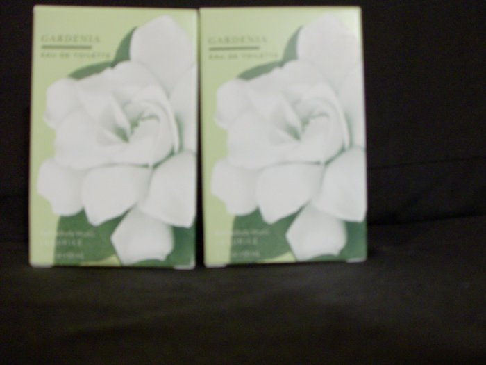 2 Bath and Body Works Gardenia Perfume