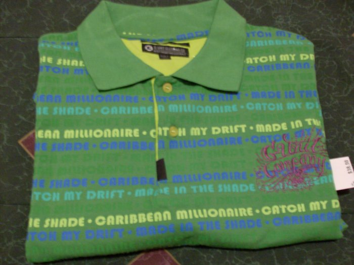 NWT Rare G-Unit Company Short Sleeve Shirt Sz 3XL New
