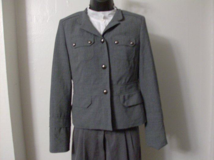 Express and J. CREW Jacket Shirt Business Dress Set