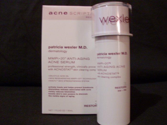 2 Particia Wexler Universal Anti Aging Acne Serum MMPI