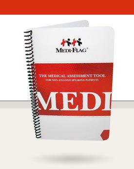 MediFlag booklet (English to Spanish translations)
