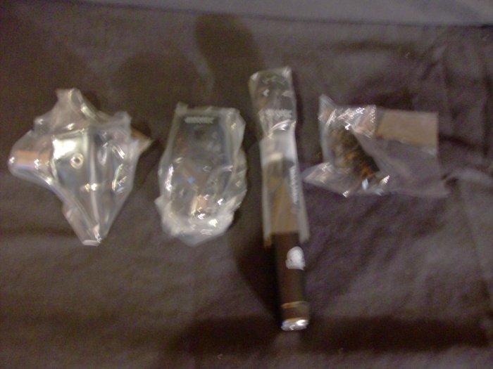 Welch Allyn Set (Opthalmoscope, otoscope, retinoscope, throat illuminatior, handle)