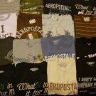 Lot of 30 Aeropostale Men's T-Shirts