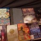 Lot of 8 Books King, Amy Tan, Desmond, Miller, Cameron