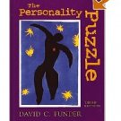 The Personality Puzzle 3rd Edition David C. Funder