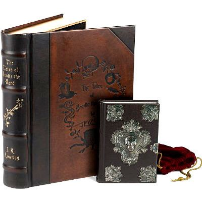 THE TALES OF BEEDLE THE BARD, COLLECTOR'S EDITION and BONUS!!