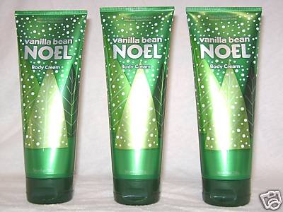 Vanilla Bean Noel Body Cream