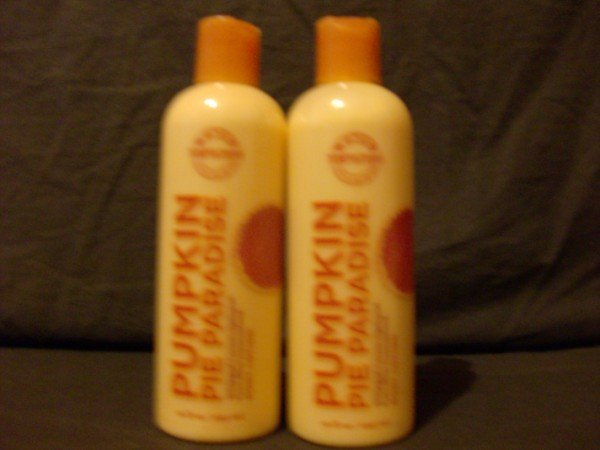 Bath and Body Works Pumpkin Pie Paradise Body Lotion x2