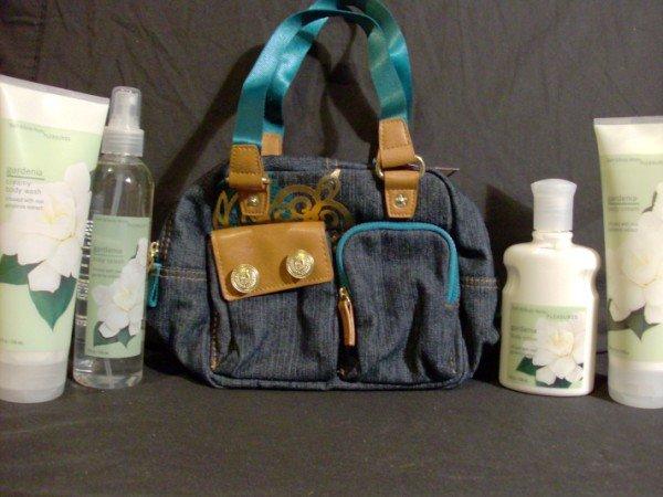 Bath and Body Works Gardenia Gift Set