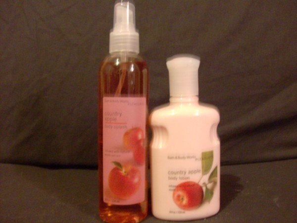 Bath and Body Works Sweet Country Apple Set