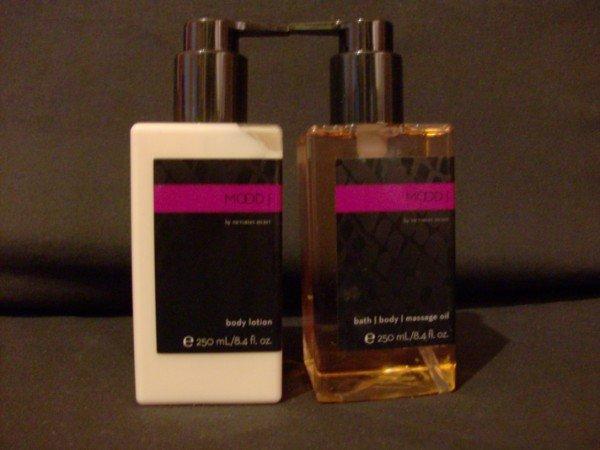 Victoria's Secret Succulent Lotion and Body Massage Oil