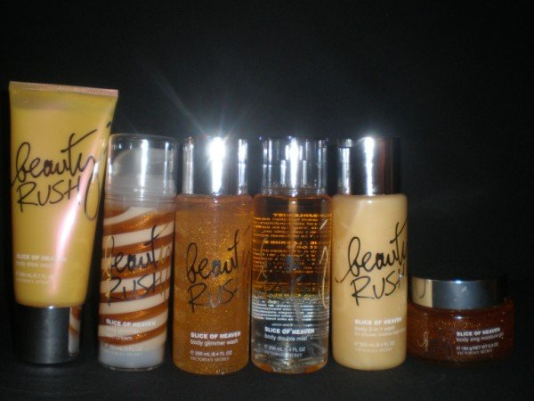 Victoria's Secret Beauty Rush Slice of Heaven Set