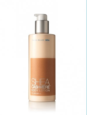 Bath and Body Works True Blue Spa Shea Cashmere Lotion