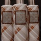 Bath and Body Works Yuletide Pear Vanilla Body Lotion x2