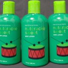 Bath and Body Works Nutcracker Sweet Lotion x3