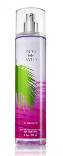 Bath and Body Works Into The Wild Fine Fragrance Mist