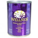 Wellness Can Dog Food 12.5 oz. Chicken