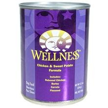 Wellness Can Dog Food 12.5 oz. Chicken