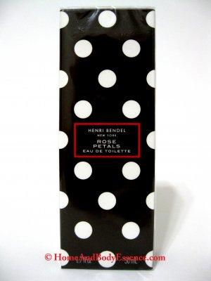 Henri Bendel Rose Petals Perfume Eau de Toilette Womens Fragrance EDT Spray Bath & Body Works