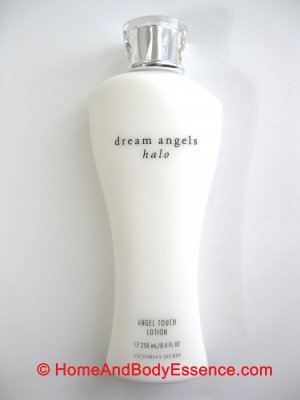 Victoria's Secret Halo Angel Touch Lotion Body/Skin Hydrator/Daily Moisturizer Dream Angels :  body cream eau de parfum spray lotions victorias secret