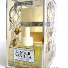 Bath Body Works Ginger Vanilla Scentport Diffuser Fragrance Oil Plug-In Air Freshener Slatkin