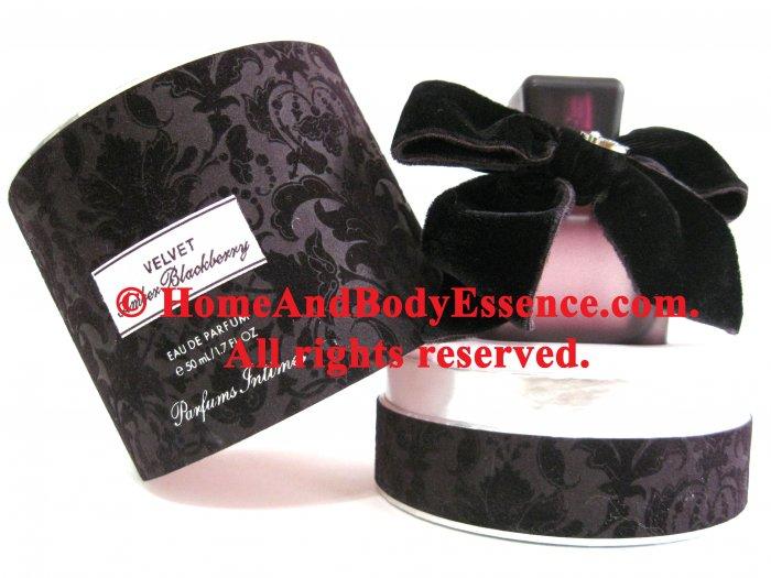 Victoria's Secret Amber Blackberry Perfume Velvet Eau de Parfum Spray/Fragrance Parfums Intimes
