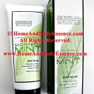 Archipelago Botanicals Morning Mint Polish 10 oz Body Scrub Rejuvenator Polish Cleanser Exfoliator