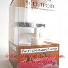 Bath & Body Works Slatkin Sweet Cinnamon Pumpkin Scentport Diffuser Fragrance Plug-In Air Freshener