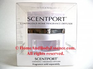 Bath & Body Works Slatkin Scentport Diffuser Home Fragrance Electric Plug-In Air Freshener Unit