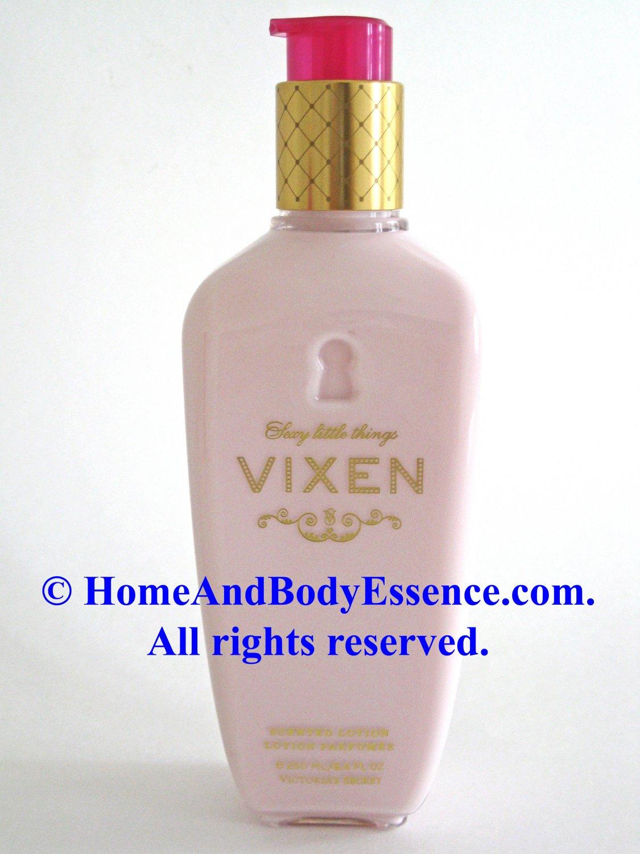 Victoria's Secret Vixen Lotion Moisturizer Perfume Fragrance Scented Sexy Little Things 8.4 oz