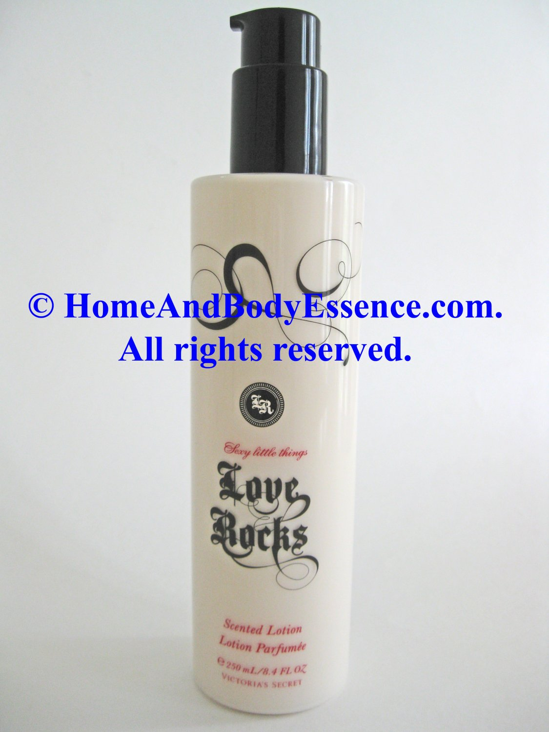 Victoria's Secret Love Rocks Lotion Body Sexy Little Things Parfum Perfume Fragrance Scented