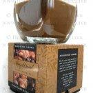 Harry & David Moose Munch Caramel Scented Candle Fragranced Filled Jar Home Fragrance Decor 8 oz