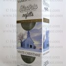 Yankee Candle White Christmas Air Freshener Electric Scent-Plug Home Fragrance Refills 2-pack