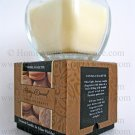 Harry & David Vanilla Galette Candle Scented Fragranced Filled Jar Home Fragrance Decor 8 oz