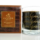 Godiva Milk Chocolate Truffle Candle Scented Home Fragrance Decor Filled Fragranced Jar 7.5 oz