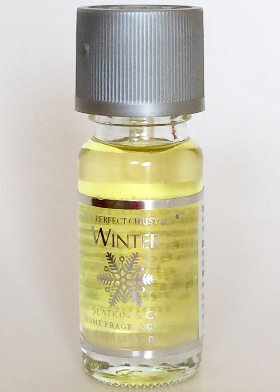 Slatkin Winter Home Fragrance Oil The Perfect Christmas