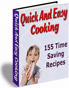 Quick and Easy Cooking-155 Time Saving Recipes