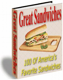 100 of America's Favorite Sandwiches
