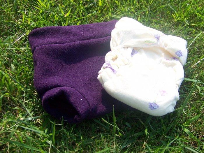 Angel Bottom's Boutique Cloth Diaper Set
