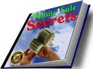 Website for Sale Secrets eBook~MAKE MONEY SELLING BIZ!